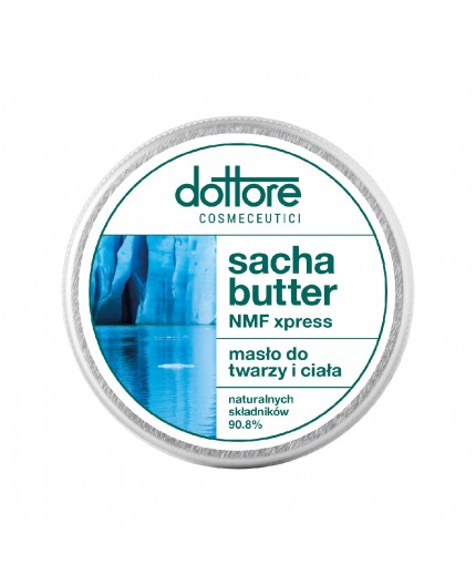 Sacha butter NMF xpress