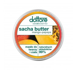 Sacha butter mango-papaya